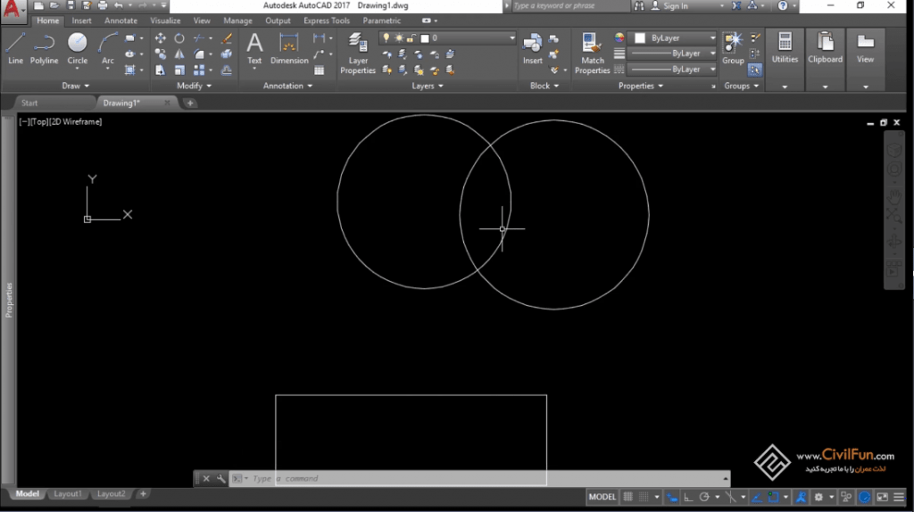 Print in AutoCAD
